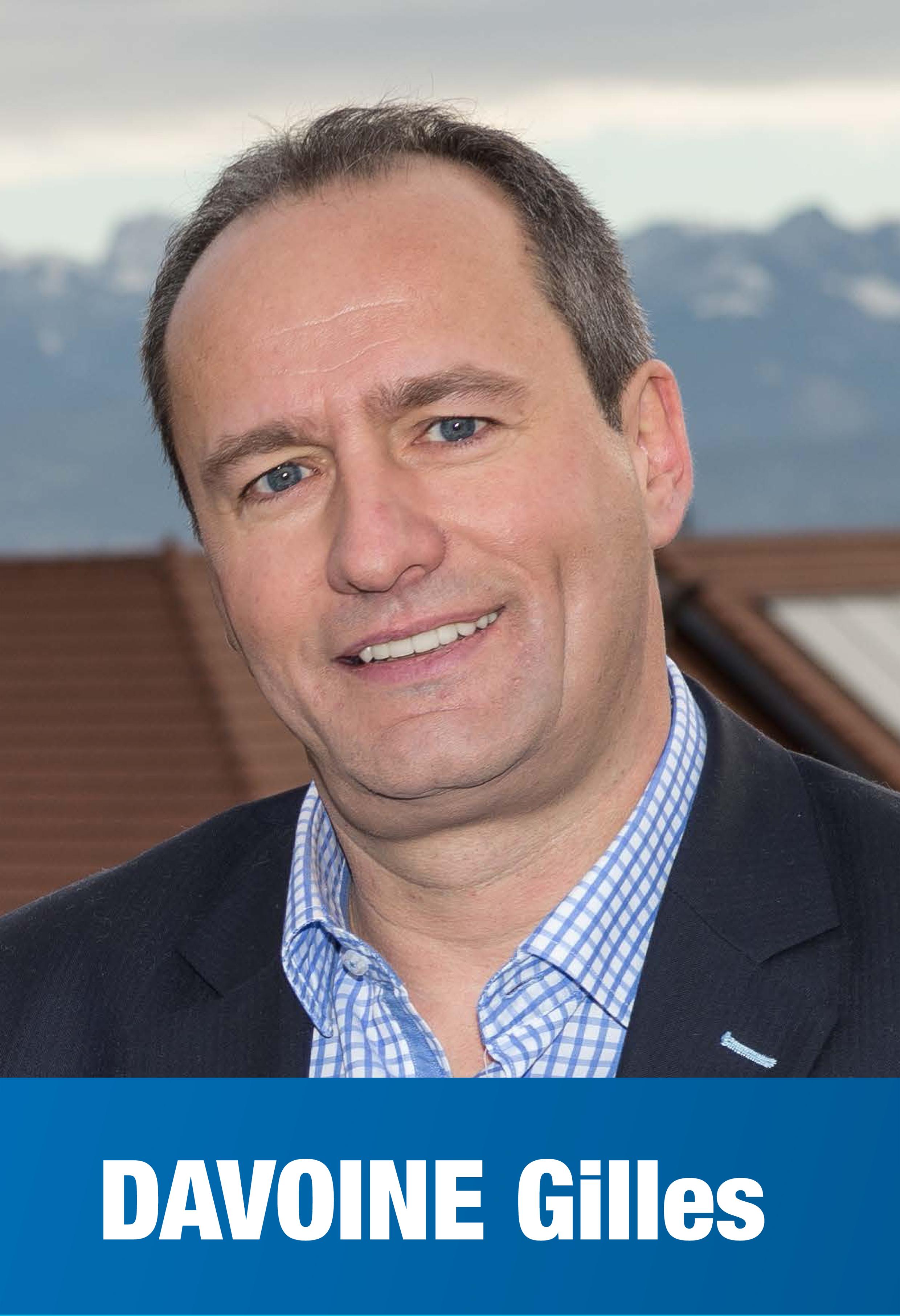 Gilles Davoine