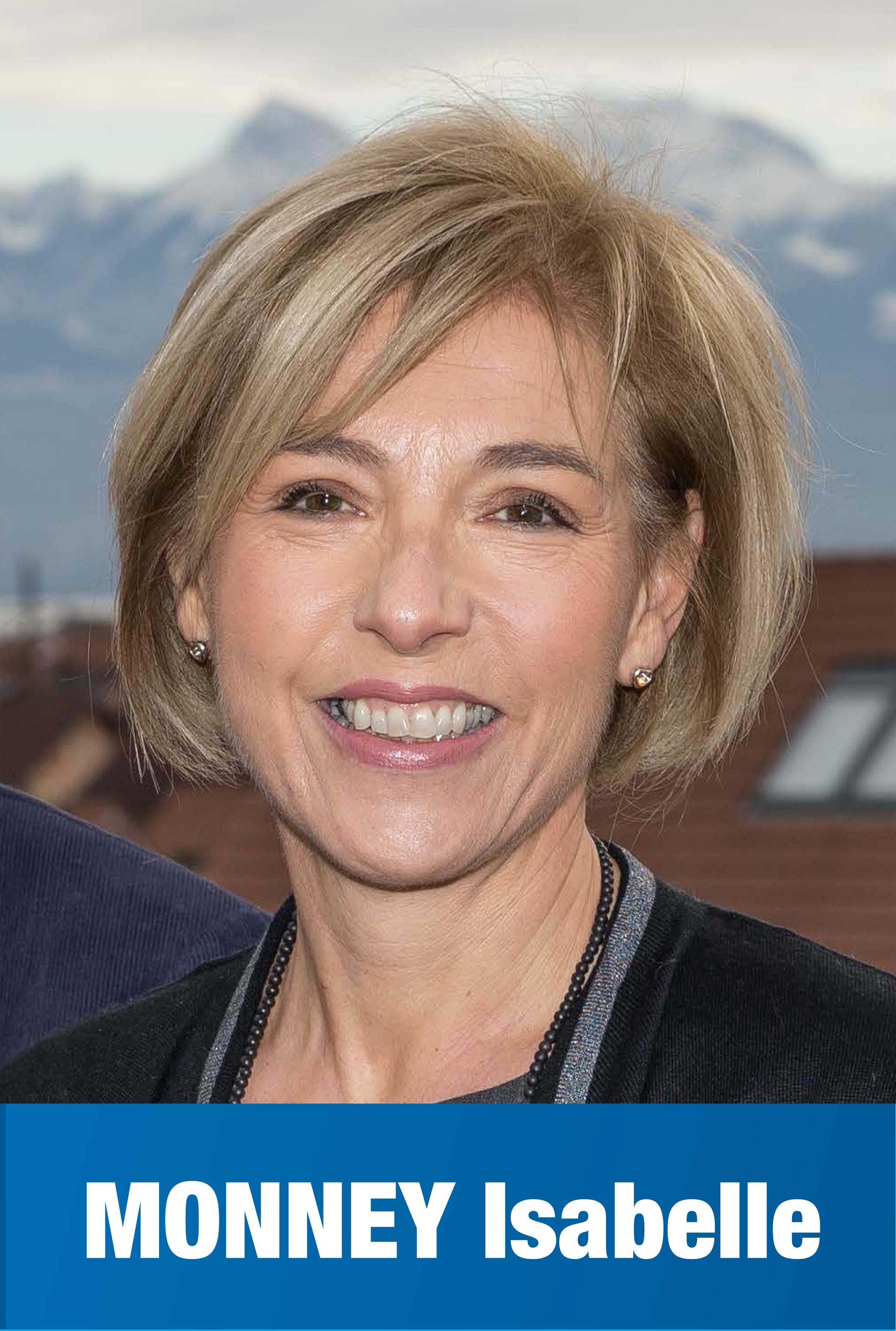 Isabelle Monney